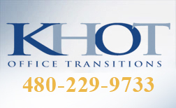 Katie Hines Office Transitions homepage